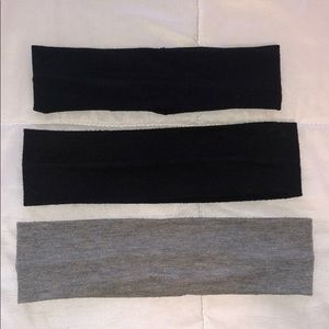 3pack Headbands